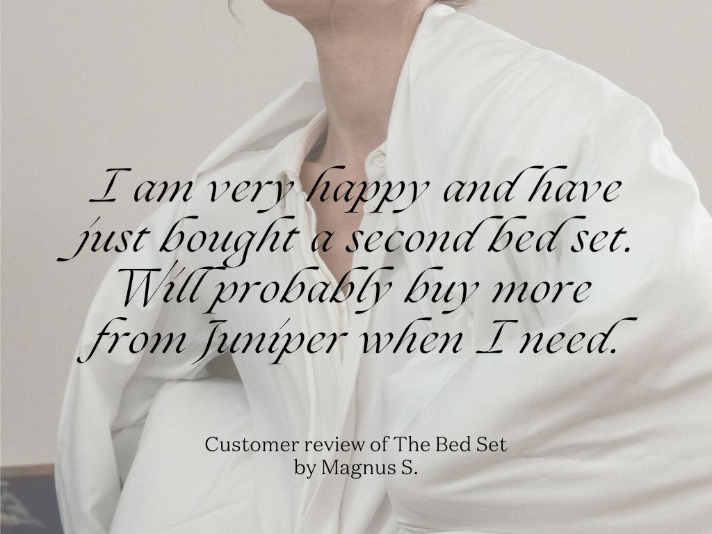 Customer review of The Bed set